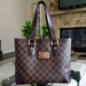 Louis Vuitton Hampstead Damier